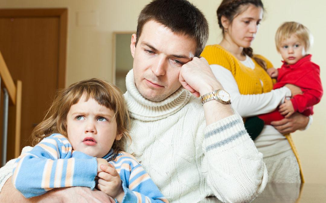 Lehet-e gyermekkel jól elválni?